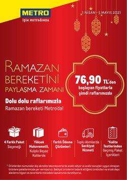 Metro broşürdeki Ramazan dan fırsatlar ( 12 gün kaldı)