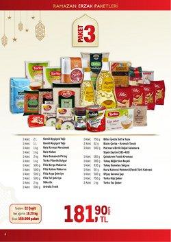 Süpermarket fırsatları Metro kataloğu ( 13 gün kaldı )