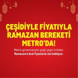 Metro broşürdeki Ramazan dan fırsatlar ( 2 gün kaldı)