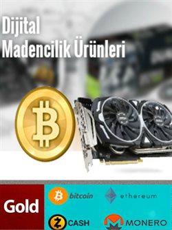 Ankara Gold Bilgisayar kataloğundaki Elektronik ve Beyaz Eşya fırsatları göster