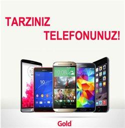İstanbul broşürdeki Gold Bilgisayardan fırsatlar