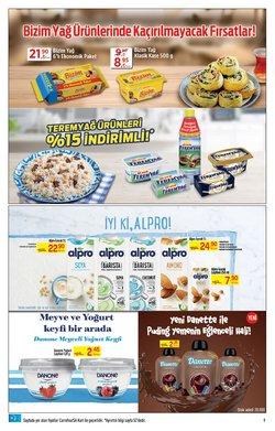 Süpermarket fırsatları CarrefourSA kataloğu ( 3 gündür yayında )
