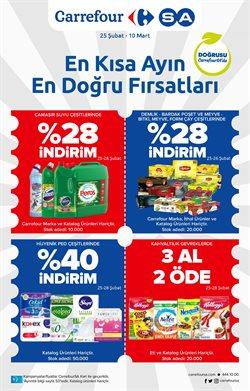 İzmir CarrefourSA kataloğu ( Yarın son gün )