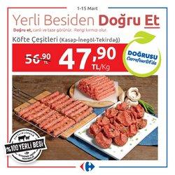 İzmir CarrefourSA kataloğu ( 6 gün kaldı )