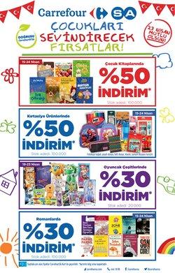 İstanbul CarrefourSA kataloğu ( Yarın son gün )