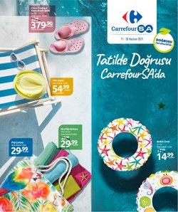 CarrefourSA broşürdeki Süpermarketler dan fırsatlar ( 9 gün kaldı)