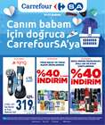CarrefourSA kataloğu ( 3 gündür yayında )