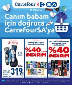 CarrefourSA broşürdeki CarrefourSA dan fırsatlar ( Bugün yayınlandı)