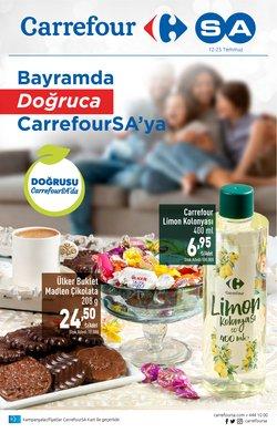 CarrefourSA broşürdeki CarrefourSA dan fırsatlar ( Süresi geçmiş)