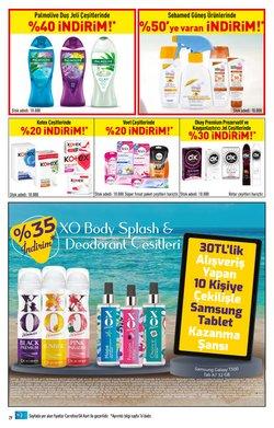 CarrefourSA broşürdeki Samsung dan fırsatlar ( Bugün yayınlandı)