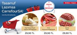 İstanbul broşürdeki Carrefourdan fırsatlar
