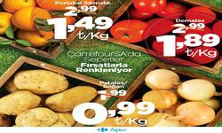 İstanbul broşürdeki CarrefourSAdan fırsatlar