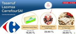 İstanbul broşürdeki Carrefour Expressdan fırsatlar