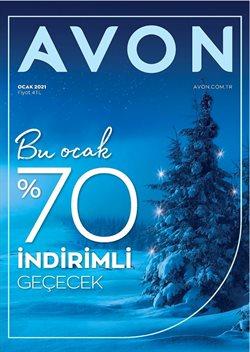 Kozmetik fırsatları İstanbul AVON kataloğu ( 15 gün kaldı )