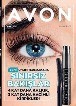 Kozmetik fırsatları Erzurum AVON kataloğu ( 3 gündür yayında )