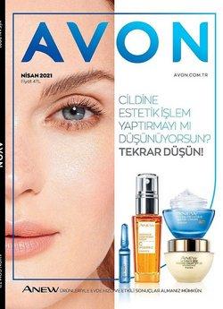 Kozmetik fırsatları İnegöl AVON kataloğu ( 7 gün kaldı )