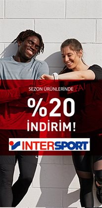 Intersport kataloğu ( Süresi geçmiş )