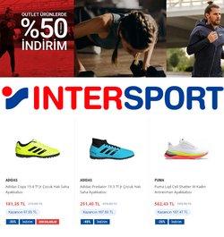 Intersport broşürdeki Intersport dan fırsatlar ( 10 gün kaldı)
