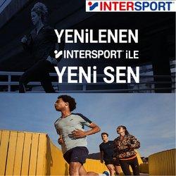 Intersport broşürdeki Spor dan fırsatlar ( Dün yayınlandı)
