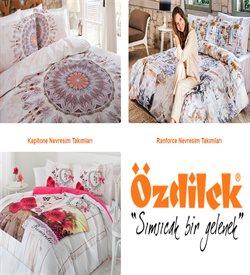 Özdilek Ev Tekstili kataloğu ( 6 gün kaldı )