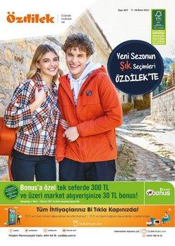 Özdilek Ev Tekstili kataloğu ( 3 gün kaldı)