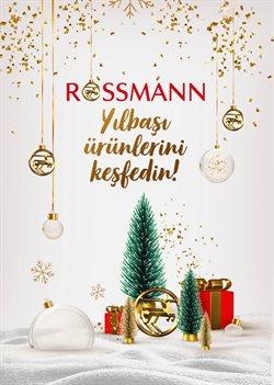 Rossmann broşürdeki Yılbaşı dan fırsatlar ( 10 gün kaldı)