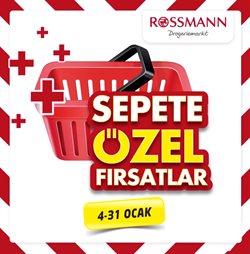Kozmetik fırsatları İstanbul Rossmann kataloğu ( 14 gün kaldı )