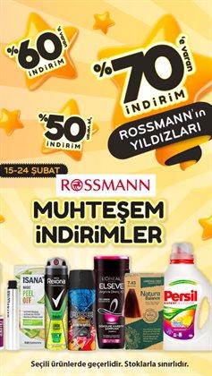 Rossmann kataloğu ( Süresi geçmiş )