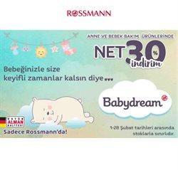 Rossmann kataloğu ( Yarın son gün )