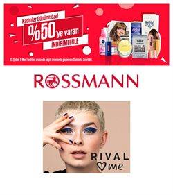 Gebze Rossmann kataloğu ( Süresi geçmiş )