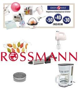 Ankara Rossmann kataloğu ( Süresi geçmiş )