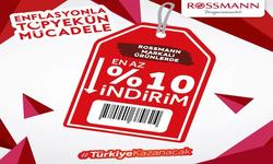 Adana broşürdeki Rossmanndan fırsatlar