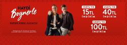 İstanbul broşürdeki YKMdan fırsatlar