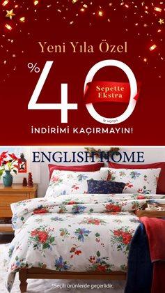 Bursa English Home kataloğu ( Süresi geçmiş )