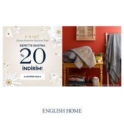 English Home kataloğu ( 3 gün kaldı )
