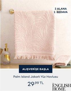 İzmir English Home kataloğu ( Süresi geçmiş )