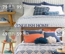 English Home kataloğu ( 6 gün kaldı)