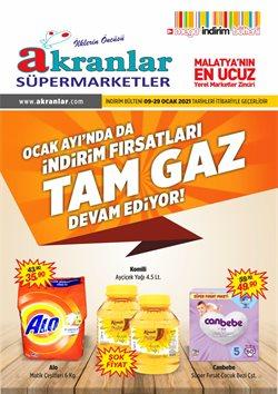 Akranlar Süpermarket kataloğu ( 11 gün kaldı )