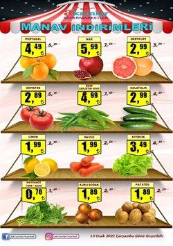 Akranlar Süpermarket kataloğu ( Süresi geçmiş )