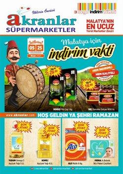Süpermarket fırsatları Erzurum Akranlar Süpermarket kataloğu ( 3 gün kaldı )