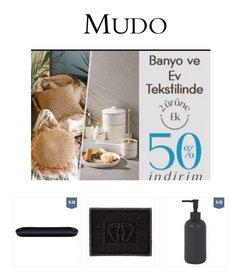 Mudo broşürdeki Mudo dan fırsatlar ( Bugün yayınlandı)