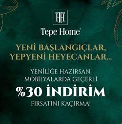 Gaziantep Tepe Home kataloğu ( Süresi geçmiş )