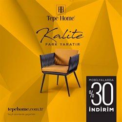 İzmir Tepe Home kataloğu ( Süresi geçmiş )