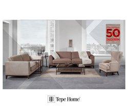 Tepe Home kataloğu ( Bugün yayınlandı )