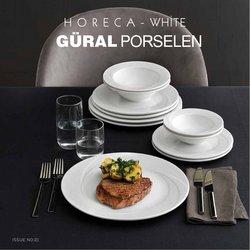 Güral Porselen broşürdeki Güral Porselen dan fırsatlar ( Uzun geçerlilik)