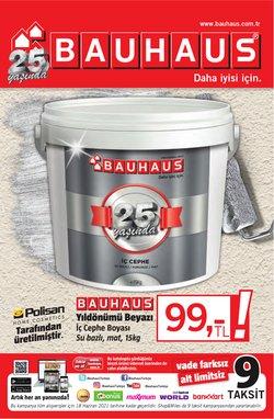 Bauhaus kataloğu ( 4 gün kaldı)