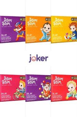 Oyuncak ve Bebek fırsatları Erzurum Joker kataloğu ( Bugün son gün )
