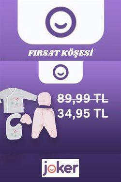 Oyuncak ve Bebek fırsatları Ankara Joker kataloğu ( 24 gün kaldı )