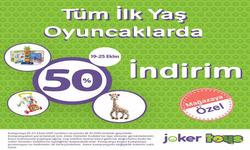 Ankara broşürdeki Jokerdan fırsatlar