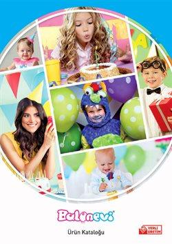 Oyuncak ve Bebek fırsatları Ankara Balon Evi kataloğu ( Uzun geçerlilik )